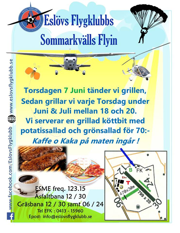 Sommargrill 2018