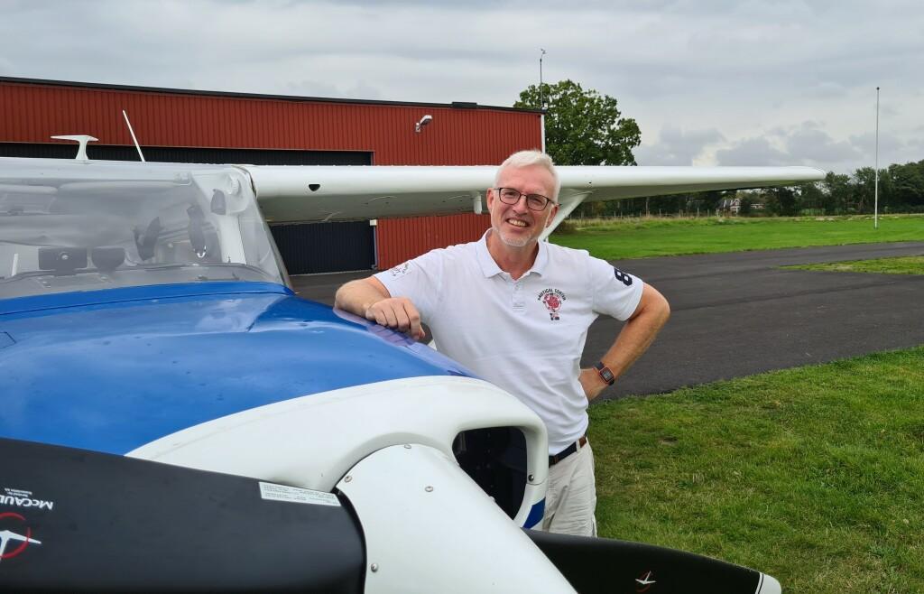 Stort grattis till Ulf Rosén som klarade LAPL uppflygningen den 15 sept 2021. Inspektör från TS var Ulf Hansson och FI Robert Fasth